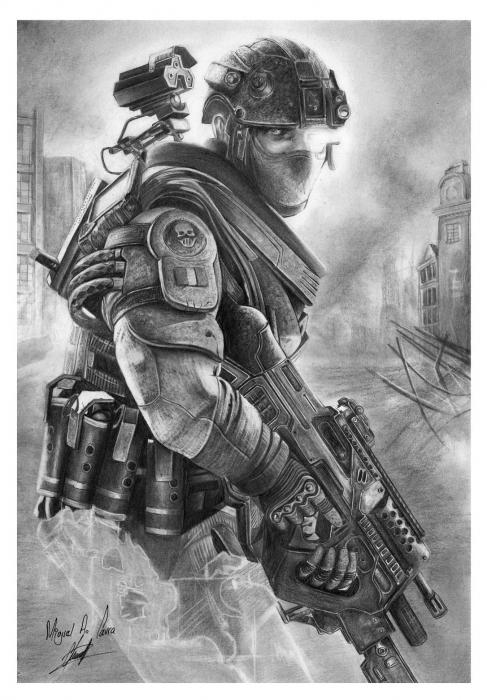 Ghost Recon by mgl8807